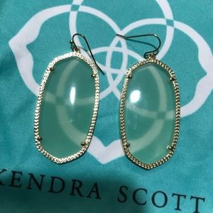 Kendra Scott Danielle Chalcedony Earrings